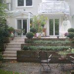 Garten für ein Stadthaus